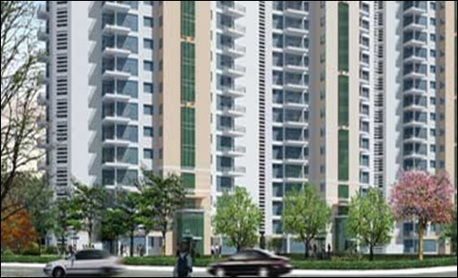 Unitech's apartment in Gurgaon.