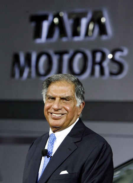 Ratan Tata pursued Advanced Management Programme from the Harvard Business School in 1975