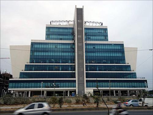 MphasiS, Bangalore.