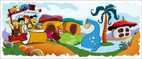 Doodle on Flintstones.