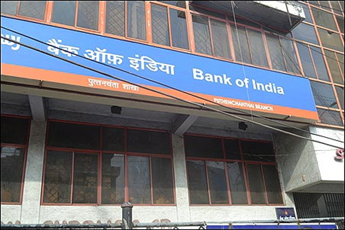 Bank of India.