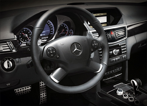 New E-Class Mercedes coming soon to India
