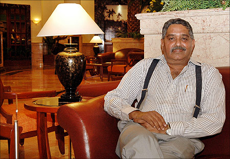 Colonel A. Sridharan.