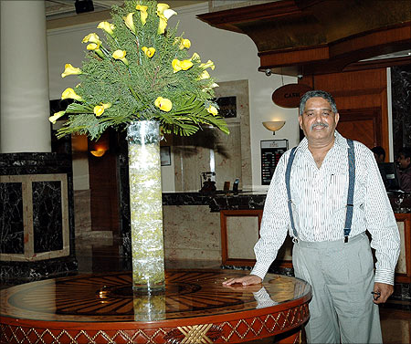 Colonel Sridharan.