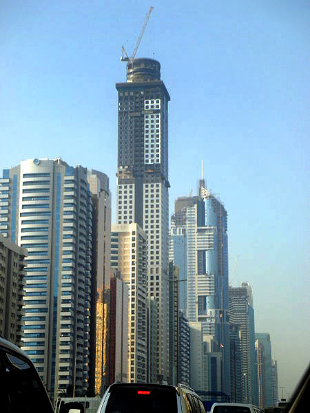 Khalid Al Attar Tower.