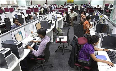Smaller, mid-size IT cos performing well: Nasscom
