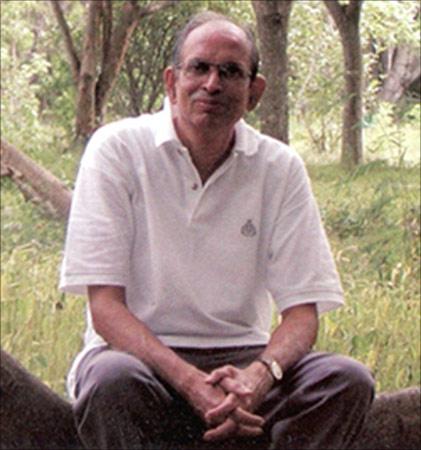 Madhav Gadgil.