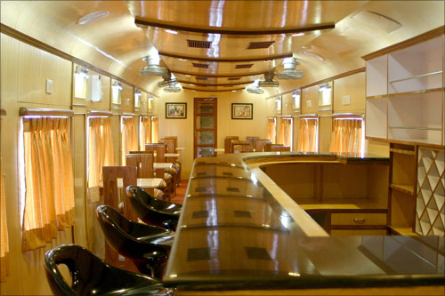 Indian Railways exports these beautiful coaches!
