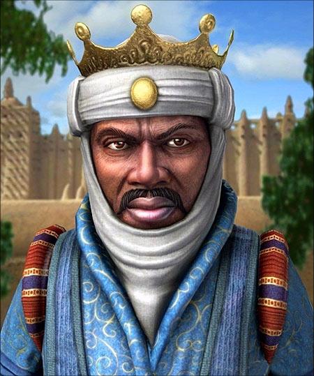 Mansa Musa I.