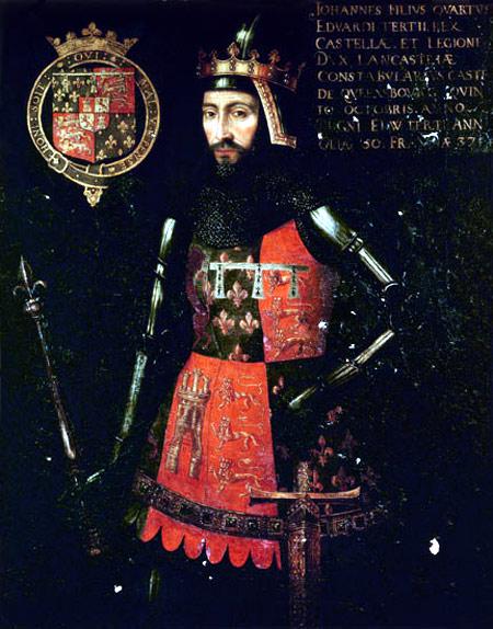 John of Gaunt.