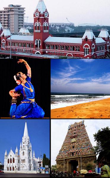 Chennai.