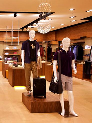 Genesis boutique.