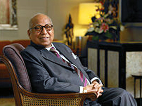 Capt. Krishnan Nair.