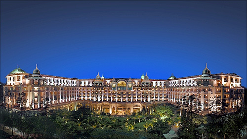 The Leela, Bangalore.