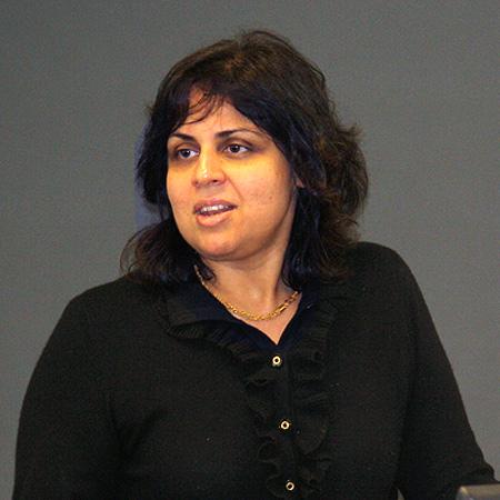 Aisha De Sequeira.