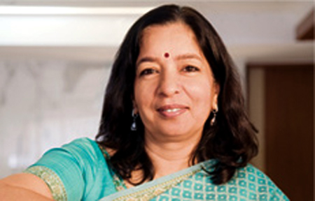 Shikha Sharma.