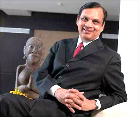Videocon Chairman Venugopal Dhoot.