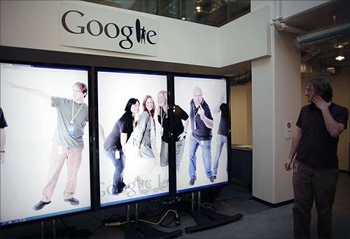 Why working at Google is a dream come true