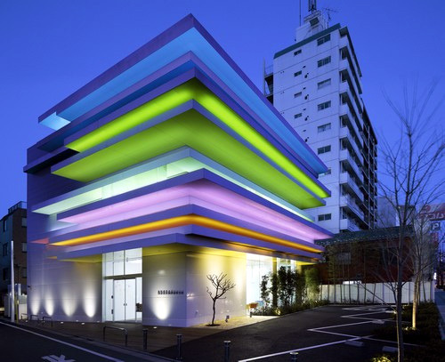 Ugamo Shinkin Bank Shimura Branch.