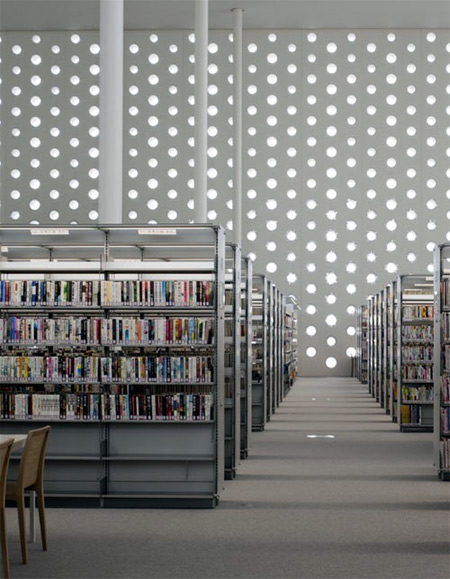 Kanazawa Umimiral Library.