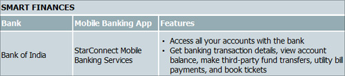 How mobile apps make banking easier