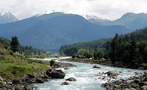 Pahalgam village of shepherds.