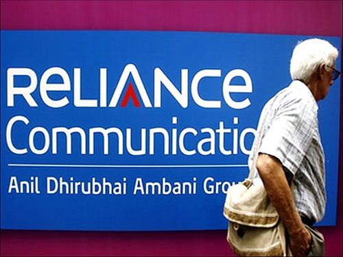 Reliance Communications.
