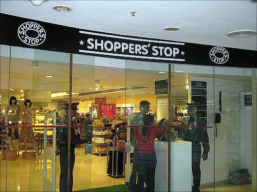 Shopper's Stop.