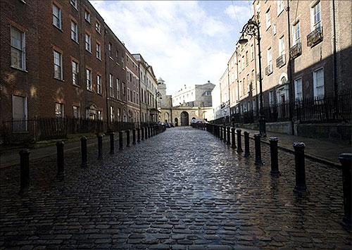 Henrietta Street Dublin.