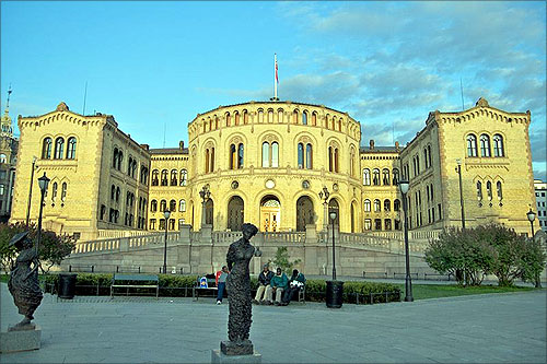Norwegian Parliament.