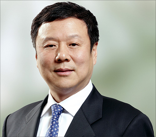 Wang Xiaochu,Chairman and CEO, China Telecom.