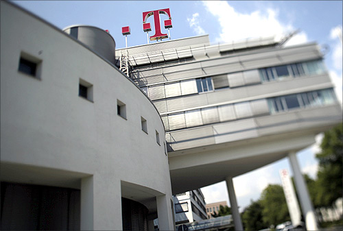 Deutsche Telekom Group.