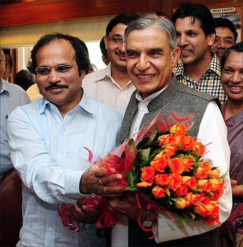 Pawan Kumar Bansal.