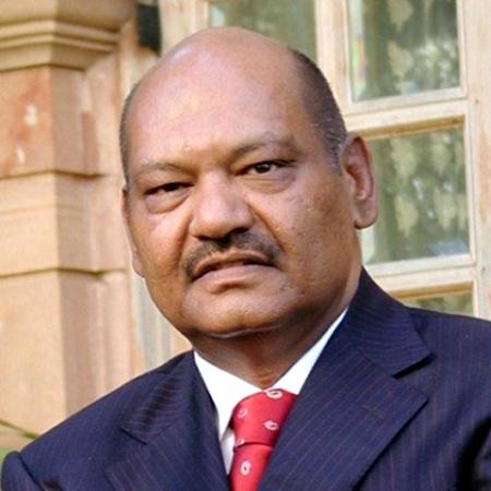 Anil Agarwal, chairman, Sterlite Industries.