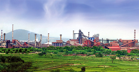 Jindal Steel.