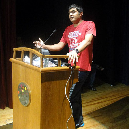 Ankit Fadia on how to keep virtual miscreants at bay