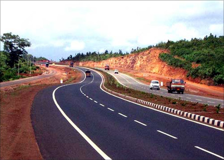 North Karnataka Expressway, ITNL project.