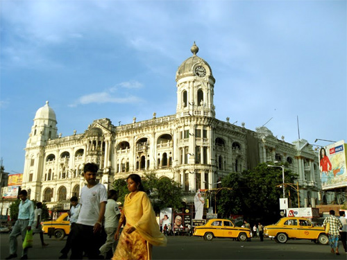 Kolkata city.