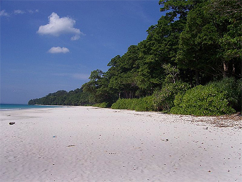 Andaman and Nicobar Islands.