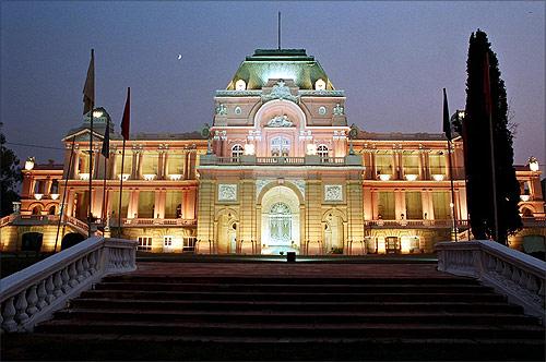 Jagatjit Palace.