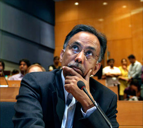 S D Shibulal, CEO, Infosys.