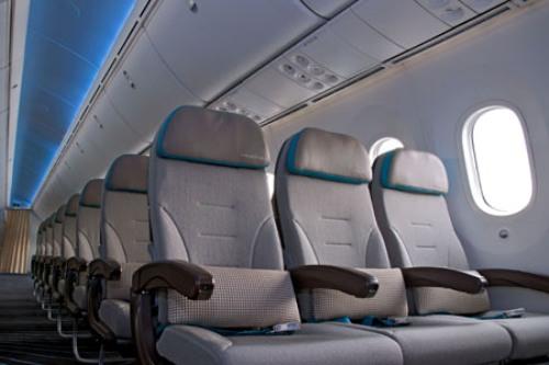 Boeing's Interiors.