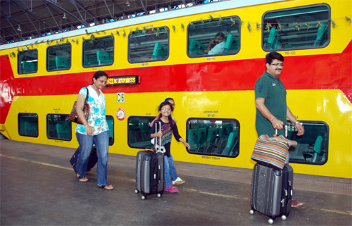 India to get more double decker trains