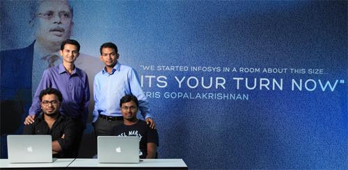 Startup Village team.