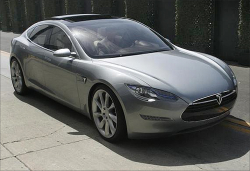 Stunning electric cars you would love to drive!