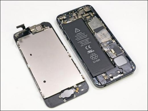 A new iPhone 5 battery.
