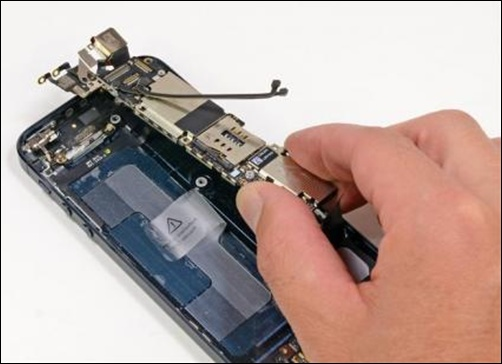 What's inside the new iPhone 5?