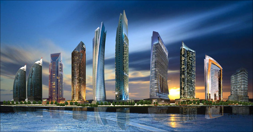 DAMAC Towers.