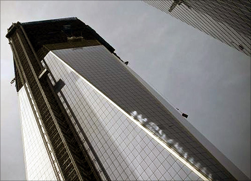 The amazing One World Trade Center's Observation Deck