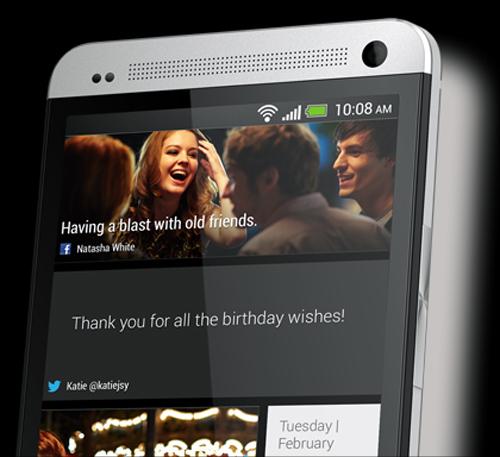 HTC First.